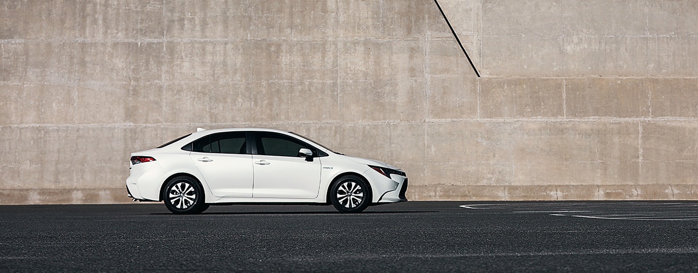 2021 Toyota Corolla Hybrid Safety Main Img