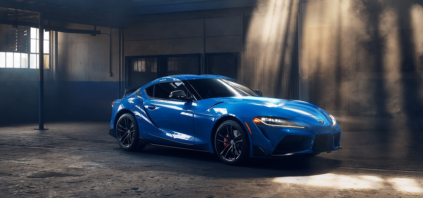 2021 Toyota GR Supra Appearance Main Img