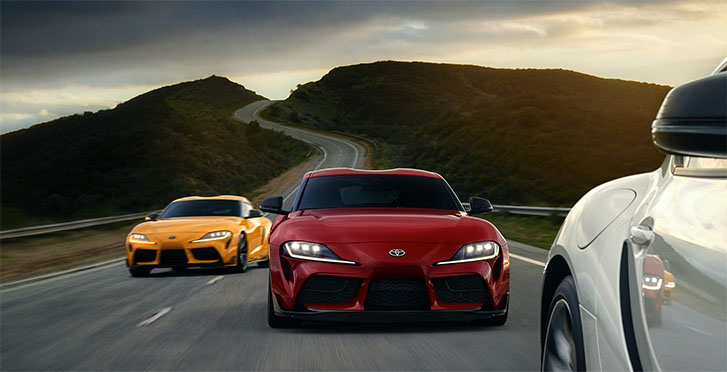 2021 Toyota GR Supra safety