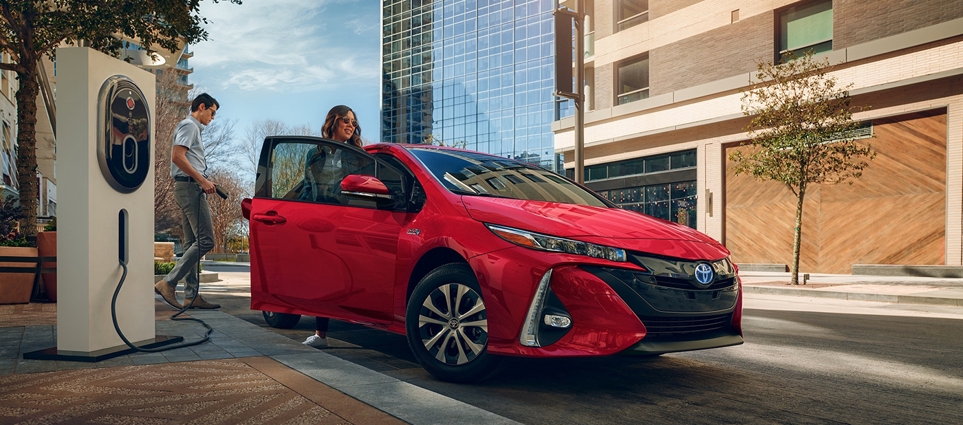 2021 Toyota Prius Prime Appearance Main Img