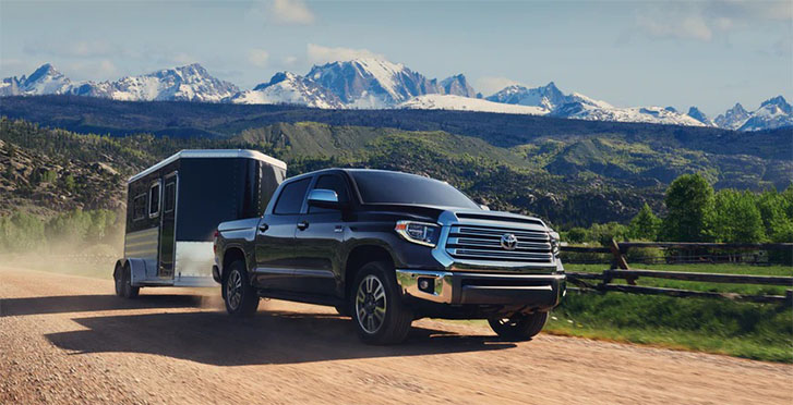 2021 Toyota Tundra performance