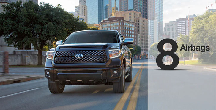 2021 Toyota Tundra safety