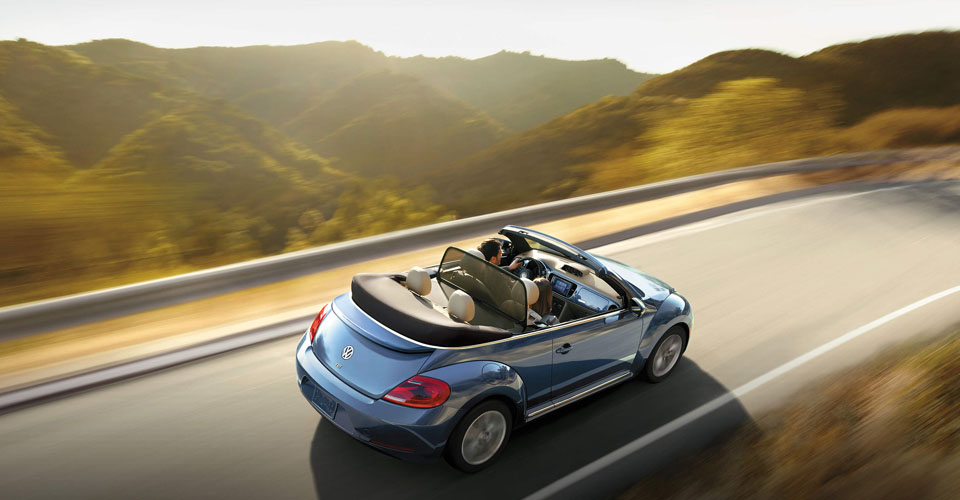 2016 Volkswagen Beetle Convertible Appearance Main Img