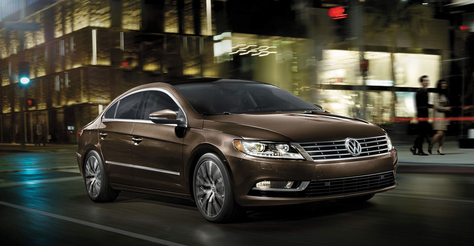 2016 Volkswagen CC Appearance Main Img
