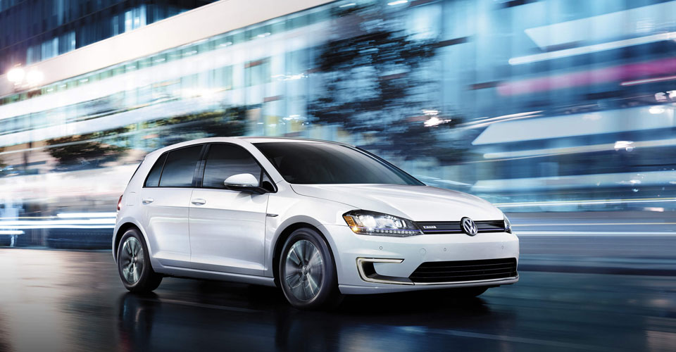 2016 Volkswagen eGolf Appearance Main Img