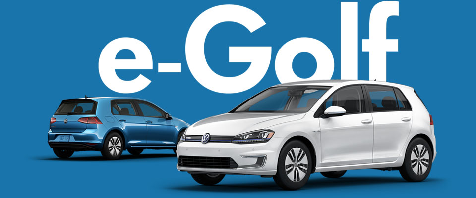 2016 Volkswagen eGolf Main Img