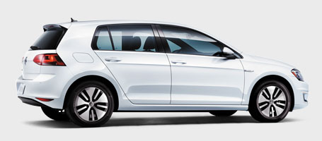 2016 Volkswagen eGolf performance