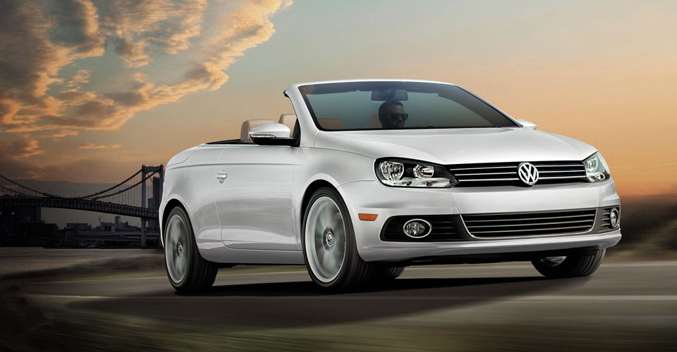 2016 Volkswagen Eos Appearance Main Img