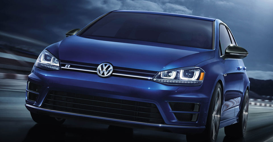 2016 Volkswagen Golf R Appearance Main Img