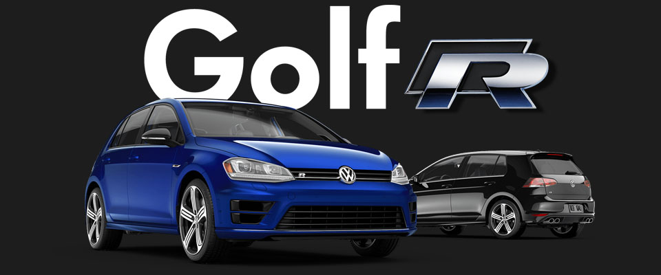 2016 Volkswagen Golf R Main Img