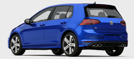 2016 Volkswagen Golf R performance