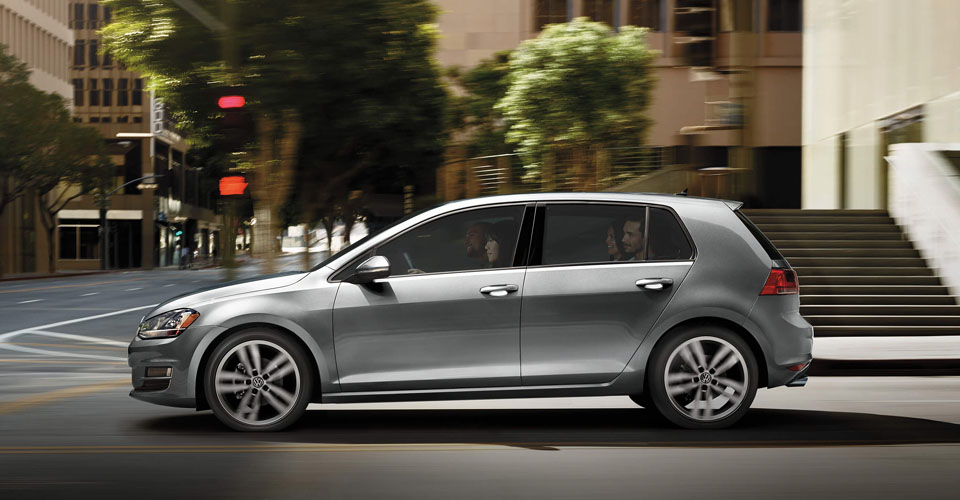 2016 Volkswagen Golf Appearance Main Img