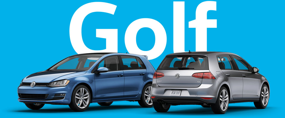 2016 Volkswagen Golf Main Img