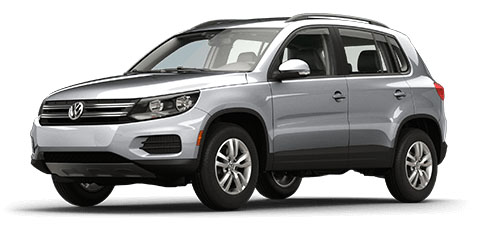 2016 Volkswagen Tiguan for Sale in San Antonio, TX