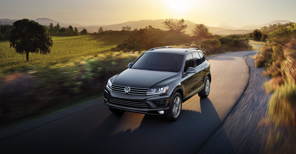 2016 Volkswagen Touareg Appearance Main Img