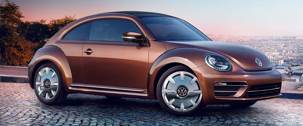 2017 Volkswagen Beetle Appearance Main Img