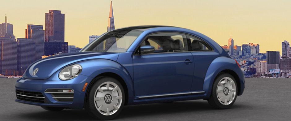 2017 Volkswagen Beetle In Irvine Orange County 2017