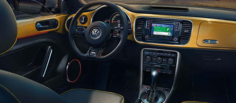 multi-function steering wheel
