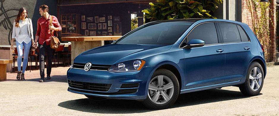 2017 Volkswagen Golf Main Img