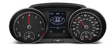 6-Speed Automatic Transmission With Sport Mode