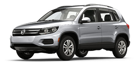 2017 Volkswagen Tiguan for Sale in Jacksonville, FL