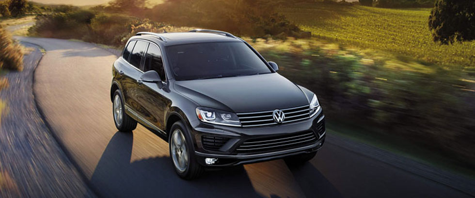 2017 Volkswagen Touareg Appearance Main Img