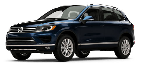 2017 Volkswagen Touareg for Sale in Greeley, CO