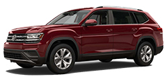 2018 Volkswagen Atlas for Sale in Irvine, CA