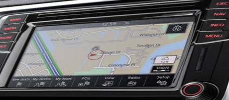 VW Car-Net® Guide & Inform