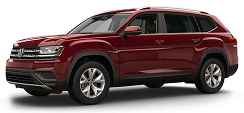 2018 Volkswagen Atlas for Sale in Colorado Springs, CO