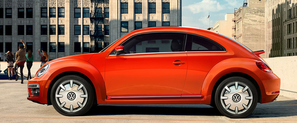 2018 Volkswagen Beetle Appearance Main Img