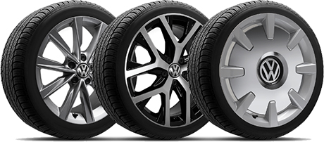 17 inch and 18 inch Alloy Wheels