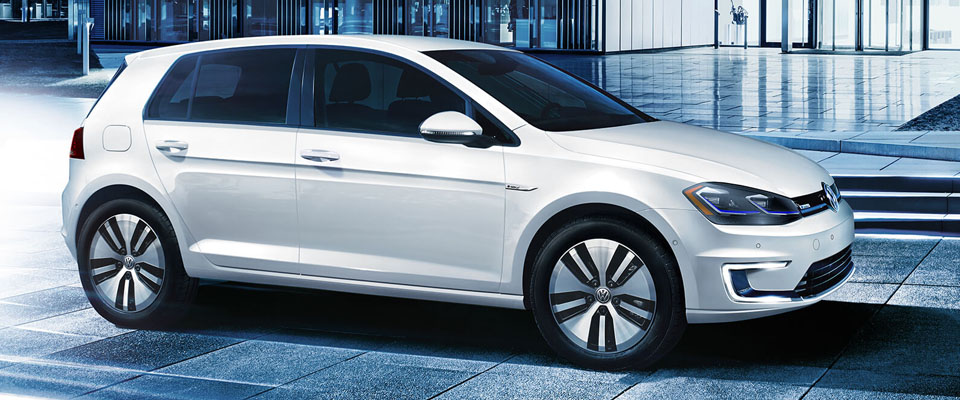 2018 Volkswagen e-Golf Appearance Main Img