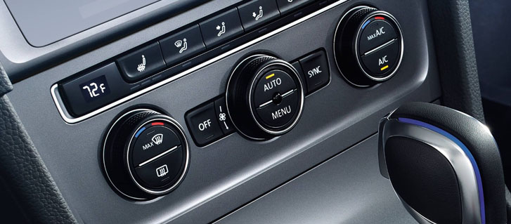 Climatronic® Dual-Zone Automatic Climate Control