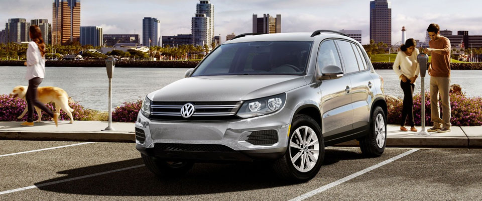 2018 Volkswagen Tiguan Limited Appearance Main Img