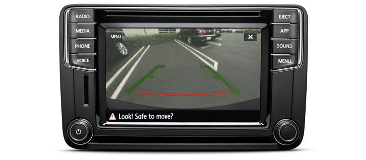 Rear View Camera System