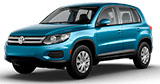 Tiguan Limited with 4MOTION