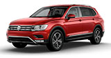 Tiguan SEL with 4MOTION