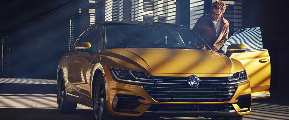 2019 Volkswagen Arteon Safety Main Img