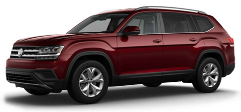 2019 Volkswagen Atlas for Sale in Jacksonville, FL