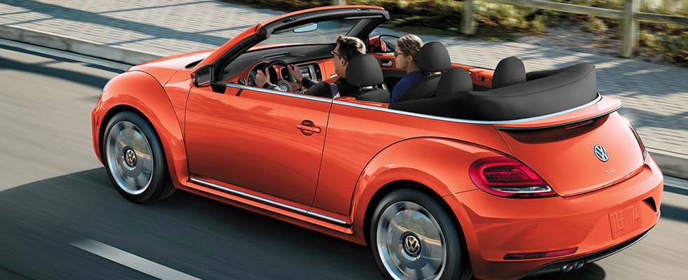 2019 Volkswagen Beetle Convertible Safety Main Img