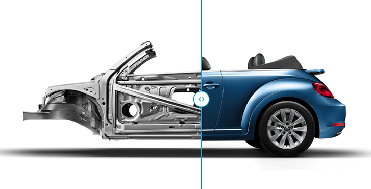 2019 Volkswagen Beetle Convertible safety