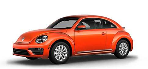 2019 Volkswagen Beetle for Sale in Irvine, CA
