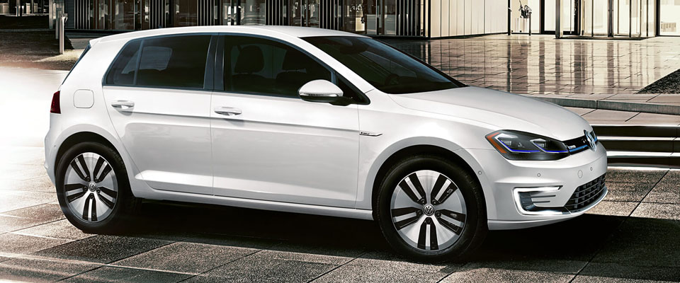 2019 Volkswagen e-Golf Appearance Main Img
