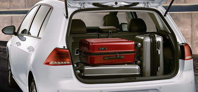 Uncompromised Cargo Space