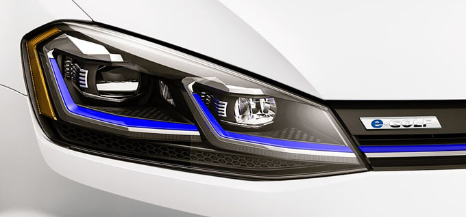 Led Headlights With Daytime Running Lights