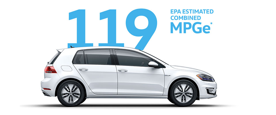 2019 Volkswagen e-Golf Safety Main Img