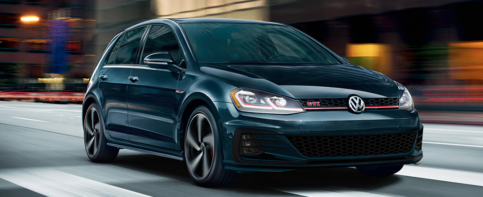 2019 Volkswagen Golf GTI Appearance Main Img