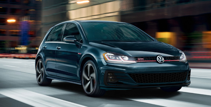 2019 Volkswagen Golf GTI safety