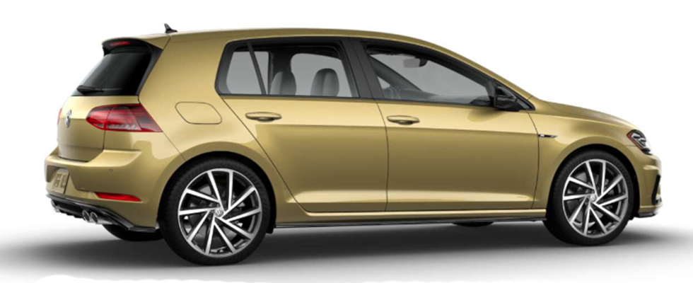 2019 Volkswagen Golf R Appearance Main Img